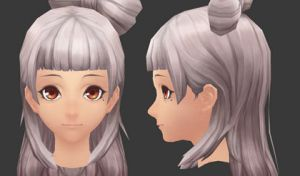 Anime styled heads reference 2 by Rettosukero