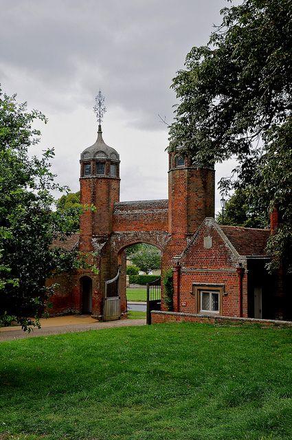 Long Melford Hall, Long Melford, Sudbury, Suffolk, England