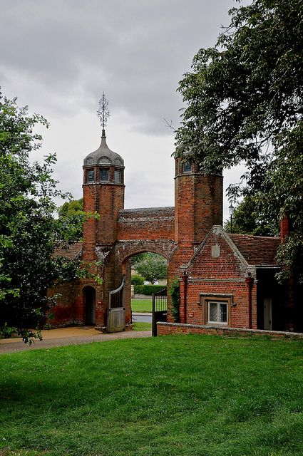 Long Melford Hall, Long Melford, Sudbury, Suffolk, England
