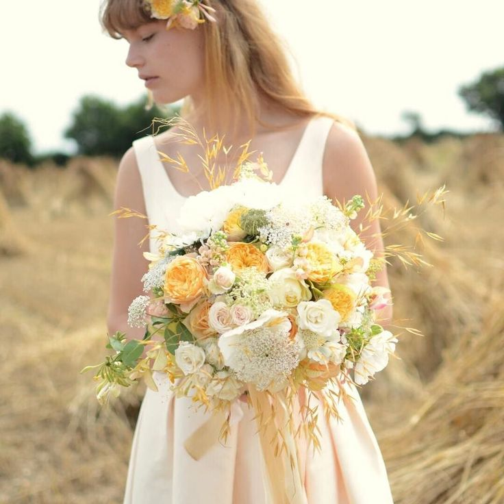 I know we aren't quite there yet but we are fast approaching one of my favourite times of year! If you can plan your wedding in tune with the season you can truly create something magical. 'There is something so nostalgically beautiful about this project from boutique directory member @mossandstoneuk Floral Design - It reminds me of the end of Summer those hazy days when the countryside is a hive of activity cutting corn baling hay.' See the full story with floral design and photography from…