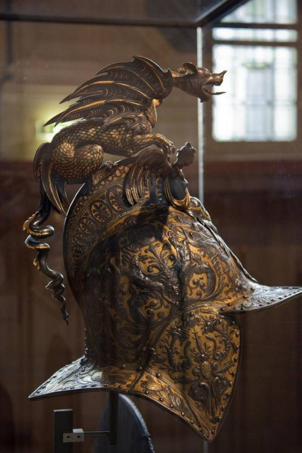 Awesome Ancient Armor - Chillin' Panda | MEDIEVAL KNIGHTS ...