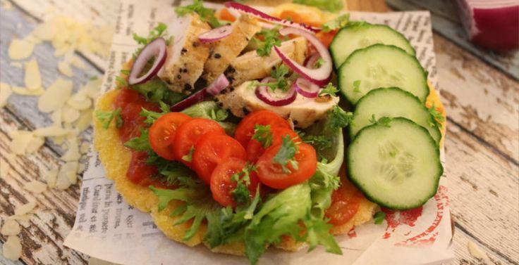 Gluteenittomat tortillalätyt