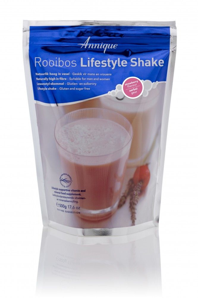 Annique Strawberry Lifestyle Shake  http://www.rooibosstore.co.za/#!/~/product/category=8660555&id=35030554