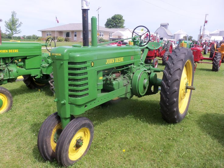 Old Cylinder Tractor : Best j d cylinder images on pinterest old tractors