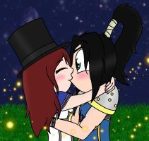 Pala y Rych Kiss by Fernixx