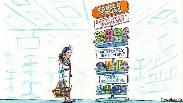 cancer drug business plan
