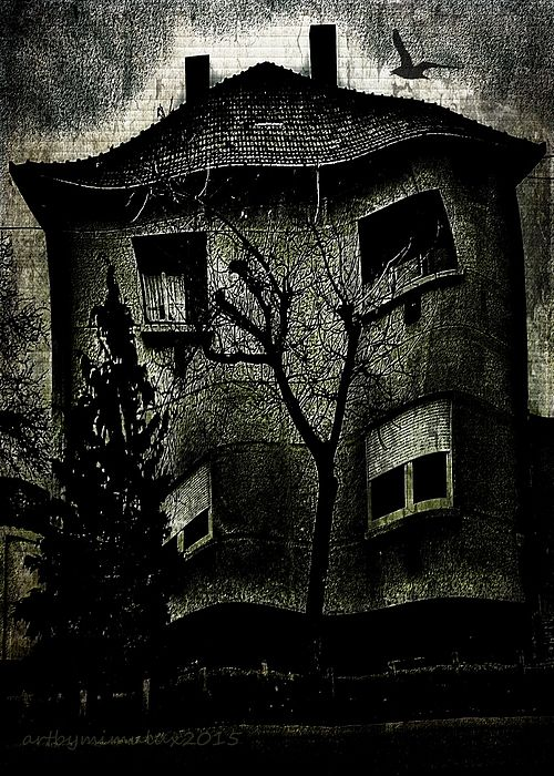 "new in my ""Buildings of Darkness""-Series   A Twisted House"