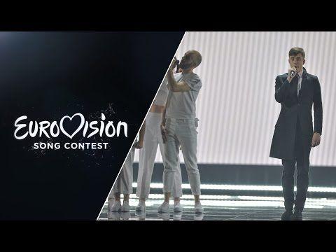 Loïc Nottet - Rhythm Inside (Belgium) - LIVE at Eurovision 2015: Semi-Final 1 - YouTube