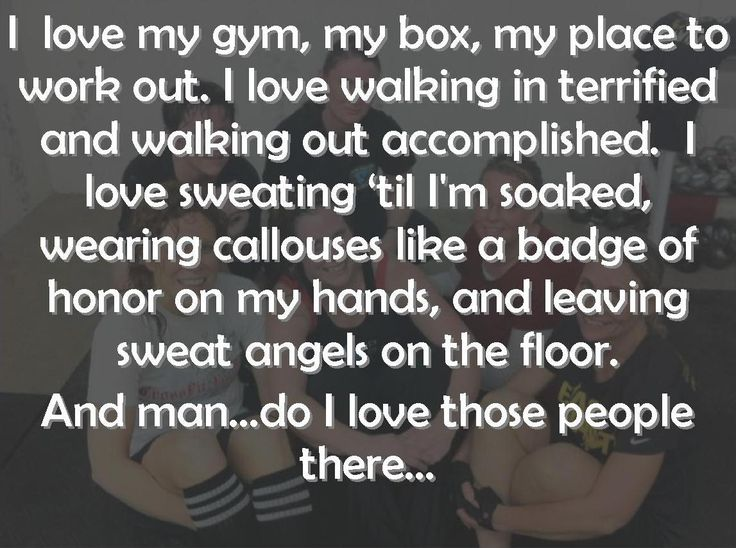 I want this quote posted somewhere in my house. Absolutely love it, and everyword of it is true. Live, Breathe, Eat #Crossfit.