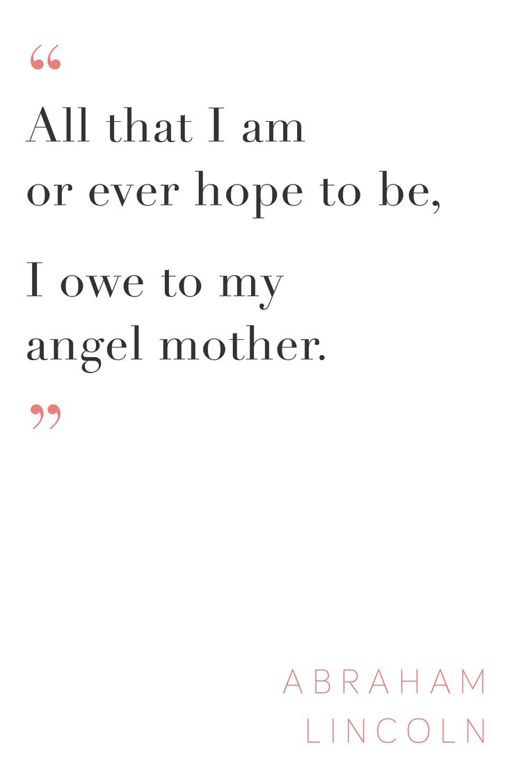 What a perfect #quote for Mother's Day and beyond. Print this and other sweet sayings about mothers by clicking through.