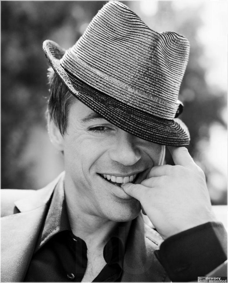 Robert Downey Jr. I love you