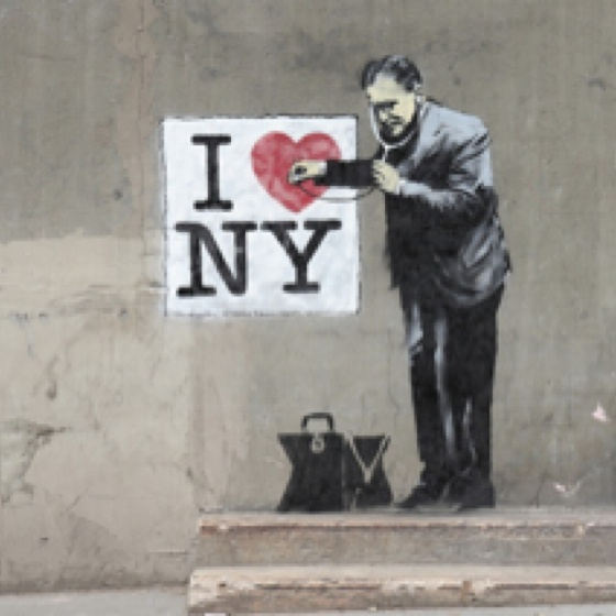 dissertation banksy This symposium explores the diversity of creative responses to our changing  urban environment – from street art and graffiti to yarn bombing.