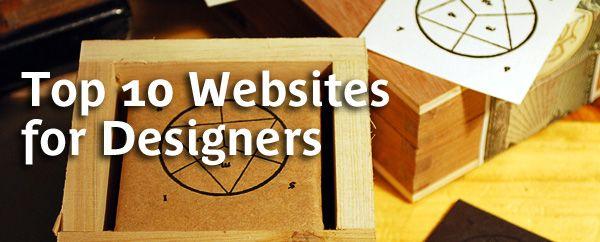 Top 10 Websites for Designers – June 2013 on http://www.howdesign.com