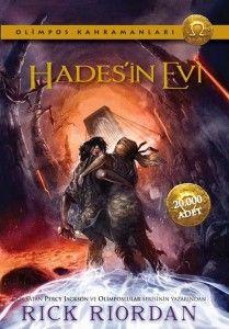 """Okurlarının merakla beklediği Olimpos Kahramanları serisinin 4. kitabı """"Hades'in Evi"""" raflarda! http://www.kayiprihtim.org/portal/2013/10/08/hadesin-evi-raflarda/"""