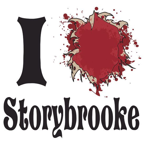 Once upon a time I love storybrooke by Tardis53  I NEED THIS