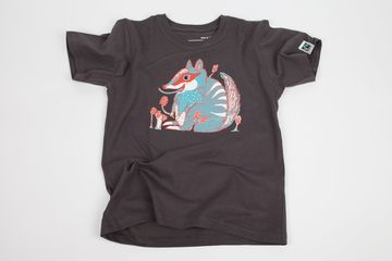 Kid's Tshirt - Numbat - Fair Trade Shop. #kids #tshirt #fairtrade