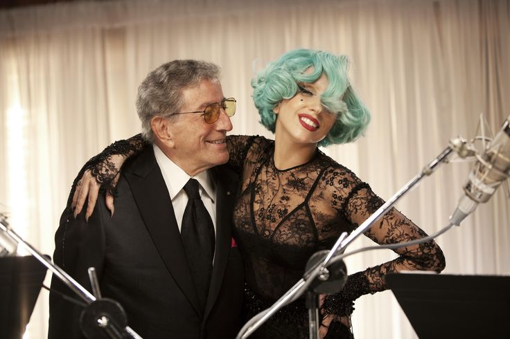 Tony Bennett sings w/the likes of Lady Gaga, John Mayer, Michael Buble & more 3/1 at 8 p.m. on #Eight.