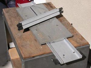 "Sliding Miter Table Ryobi 10"" Table Saw BT3100 BT3000"
