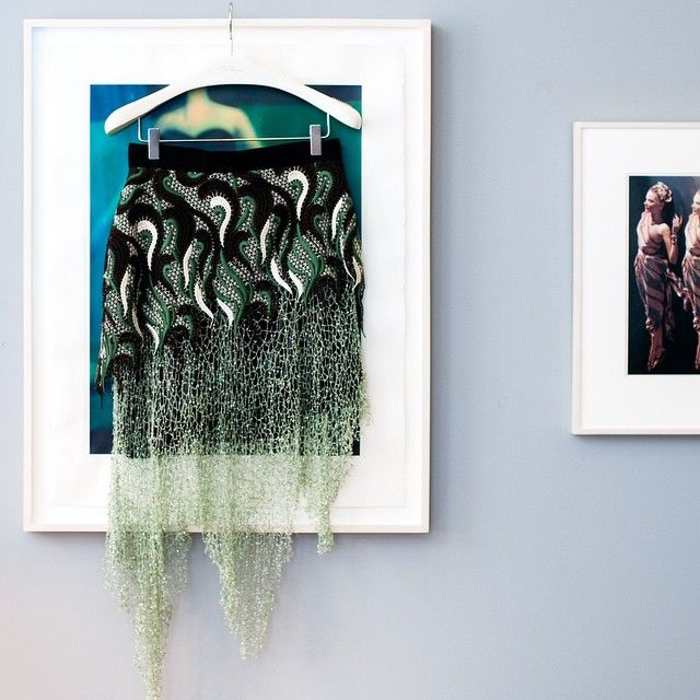 Darling it's better under the sea. New @officialrodarte #SS15, now available at #TheRoom. #Rodarte
