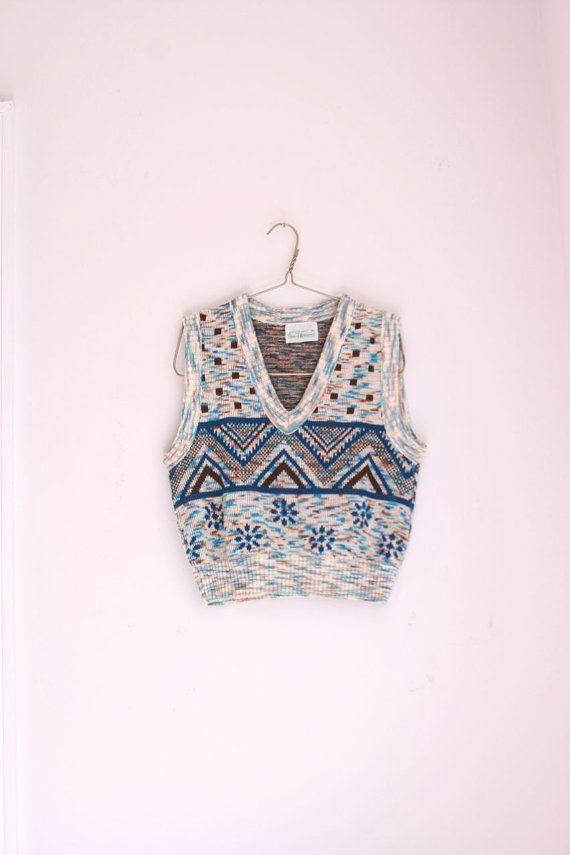 Teen Sweater Vest 98