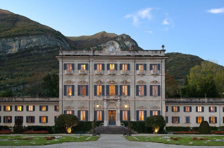 Villa Sola Cabiati   Tremezzo, Lake Como