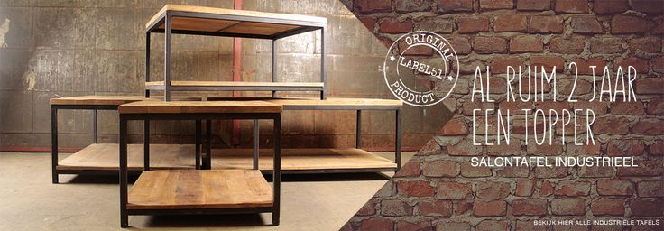 Label51 coffeetables in wood