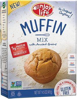 Gluten-Free Baking Mixes | Enjoy Life Foods