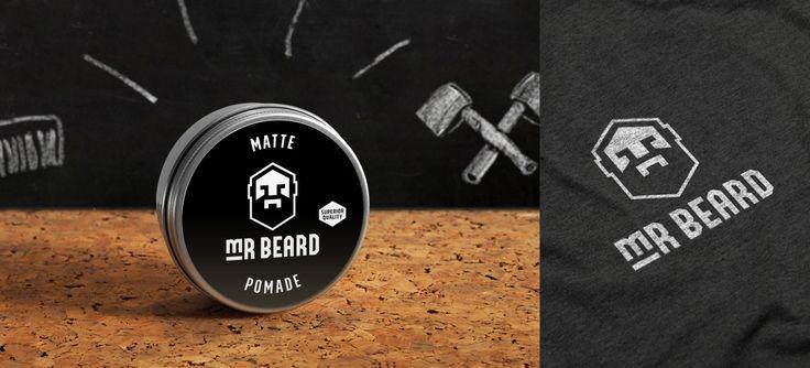 Mr Beard brand