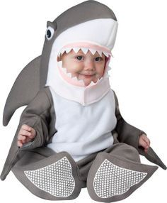 Baby Shark Costumes on Pinterest | Shark Costumes, Baby Pumpkin ...