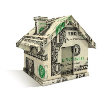 Istock photo: Money House