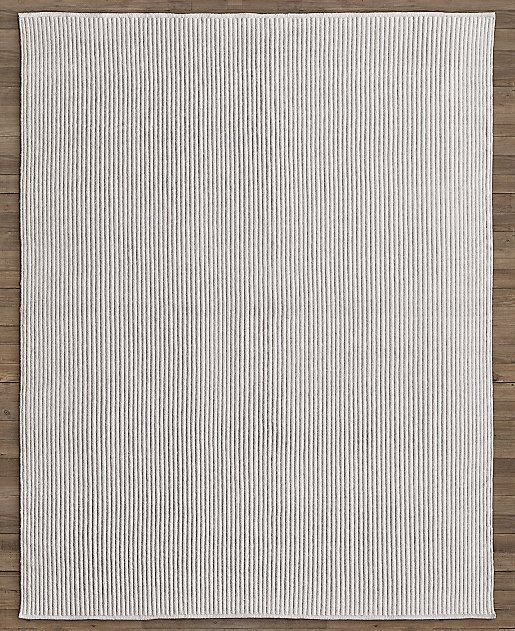 Mika ribbed rug baby pinterest see best ideas about for Restoration hardware kids rugs