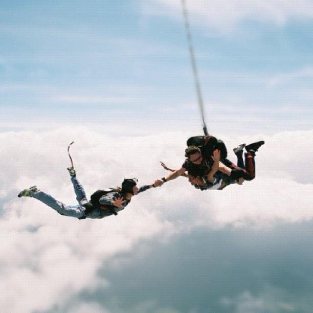 Do you love your skydiving video?? #skydiving #video #tandem #spacecenter - @skydivespacecenter- #webstagram