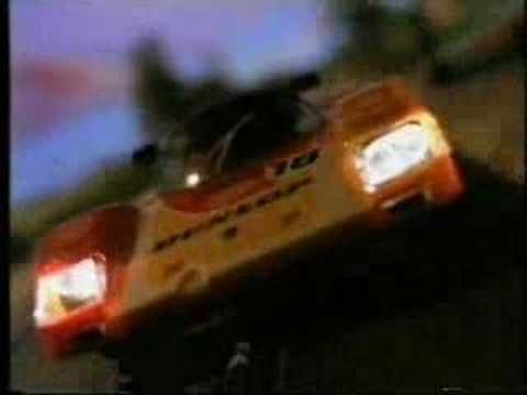 Scalextric TV ad
