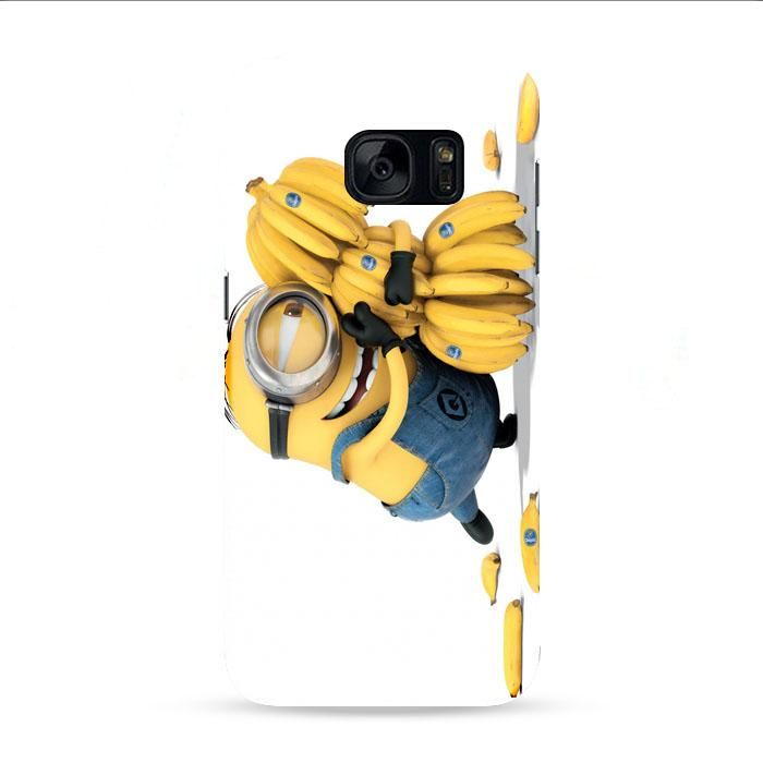 Minions Banana- Samsung Galaxy S7 Edge 3D Case