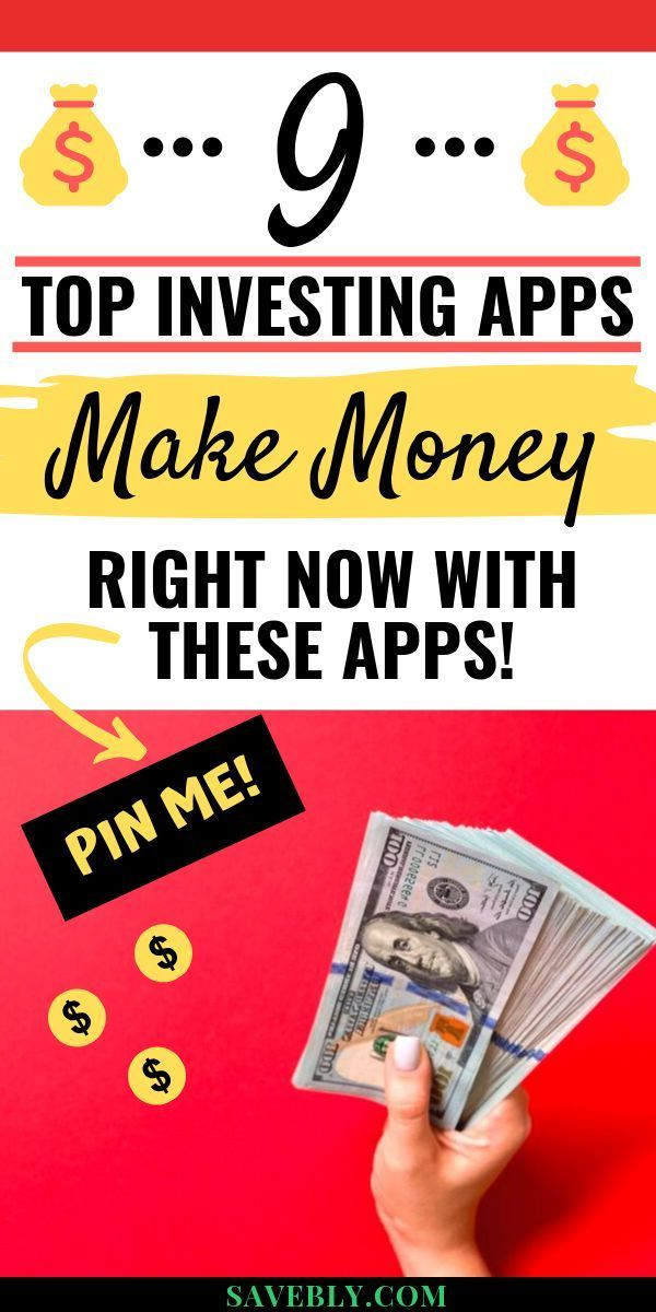 9 Top Investing Apps For Beginners To Use In 2021 Investing Apps Investing Money Investing