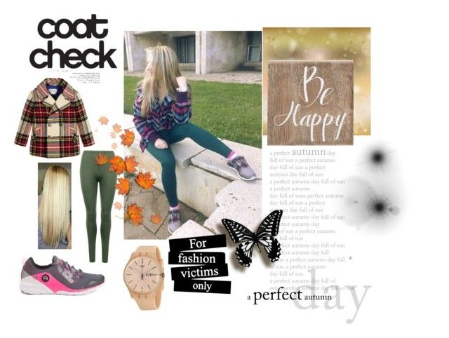 """""""Blonde Autumn 🙋🍁"""" by catalina-joy on Polyvore featuring Gucci, WearAll, Reebok, Swatch and Belle Maison"""