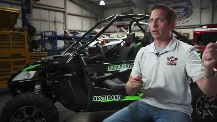 Greg Biffle and PACE Offroad Wildcat Build - Part 2