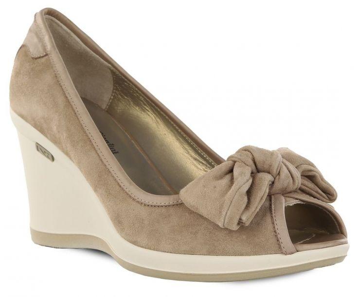 Распродажа Туфли NG P308381D СЕРОВАТО-КОРИЧНЕВЫЙ – купить по акции в интернет-магазине Rendez-vous, низкие цены на Туфли