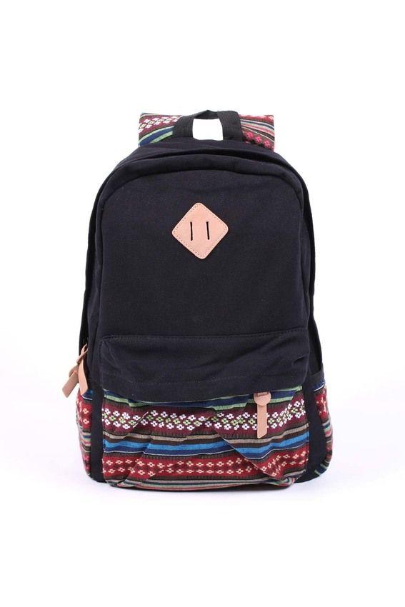 correct volume Cute Fashion Womens/Men Canvas Travel Satchel Shoulder Bag School Backpack DO (EXPORT) | Lazada Singapore