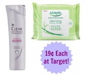Clear Shampoo Coupon