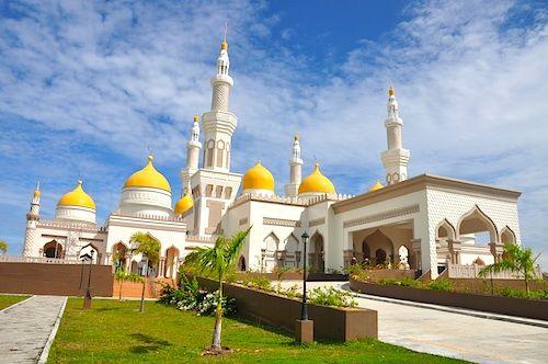 Biggest Mosque in the Cotabato Philippines