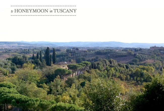 A European Honeymoon: Florence + Tuscany | Green Wedding Shoes Wedding Blog | Wedding Trends for Stylish + Creative Brides