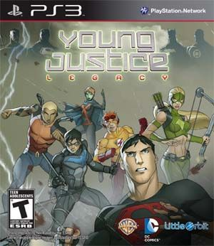 Young Justice: Legacy video game