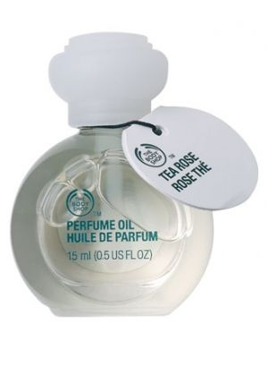 Tea Rose Perfume Oil The Body Shop for women