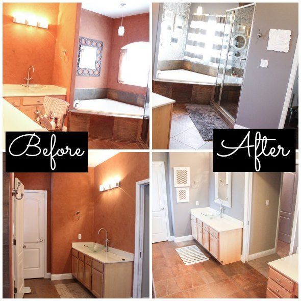 Apartment Bathroom Makeover: 15 Best Ideas About Fix & Flips: Before & Afters On
