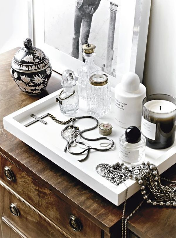 TIPS: Styling a Bedroom Dresser