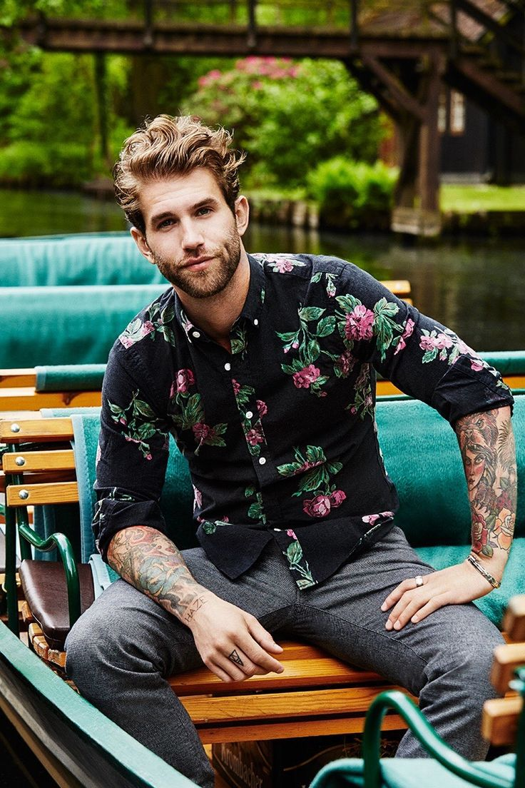 Dress to express, not to impress — trends4men:   STYLE. Andre Hamann's cool style.