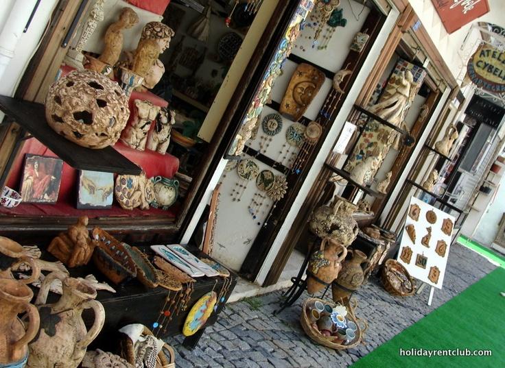 Handmade souvenirs, Kusadasi