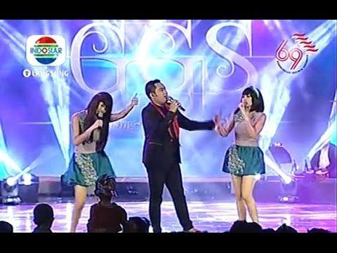 GGS Indosiar Duo Anggrek Oplosan @ Goyang Goyang Senggol Indosiar Kemerd...