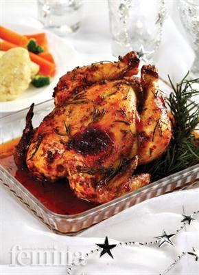 Femina.co.id: Rosemary Roast Chicken #resep